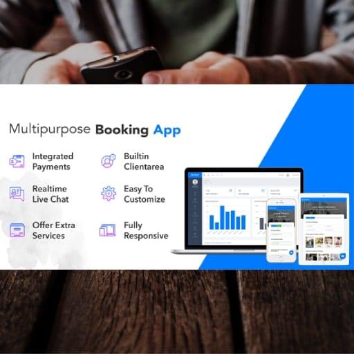 booking app demo