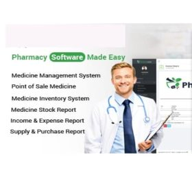 pharmacy management website