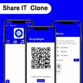 share it clone development