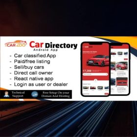 car directory app