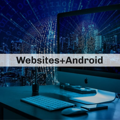 Website+Android